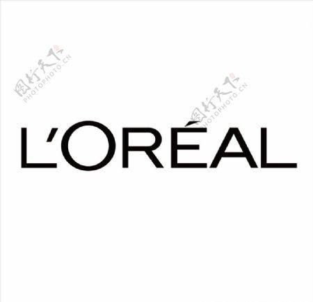 欧莱雅logo图片