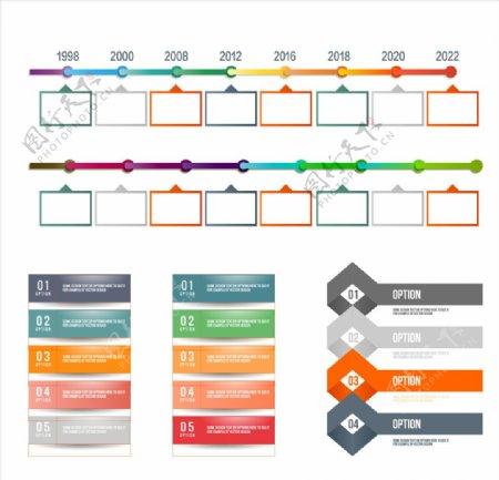 发展历程图表图片