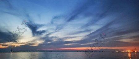 手机拍摄龙纹云彩图片