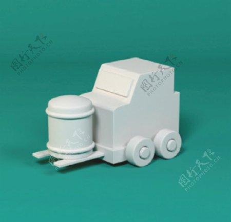 叉车玩具模型图片