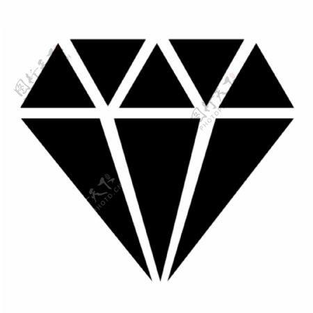 钻石标志图标图片