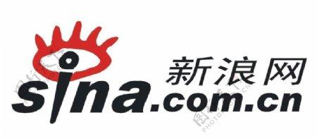矢量新浪网logo图片