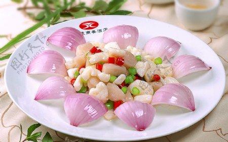 川菜珊瑚炒澳带图片