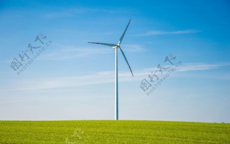电力风车图片