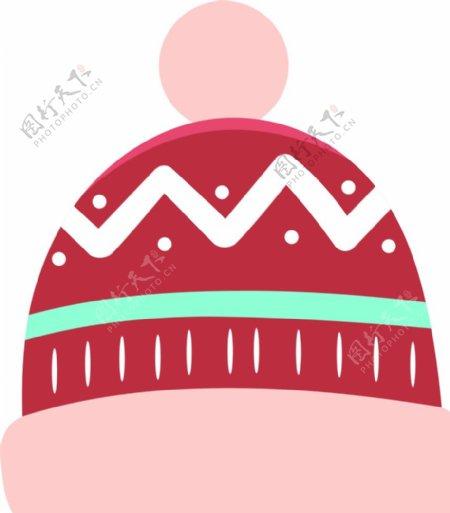 冬季卡通帽子图片