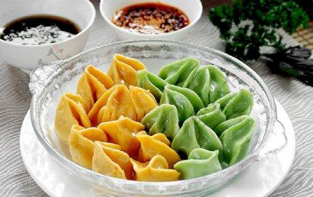翡翠鸳鸯饺图片