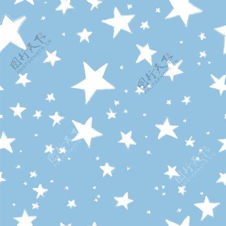 星星星星背景平铺背景包装图片