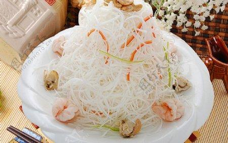 东北菜珊瑚白菜图片