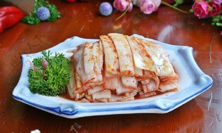沪菜上海辣白菜图片