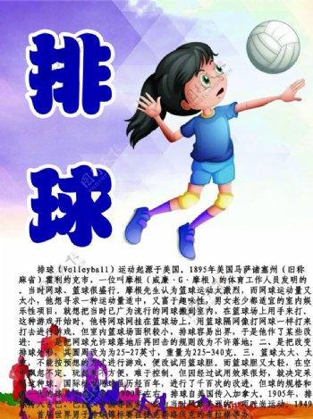 体育运动系列之排球图片