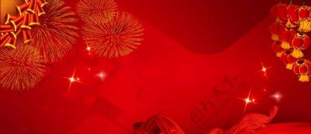 红色名片图片