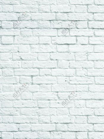 白色墙面背景图片