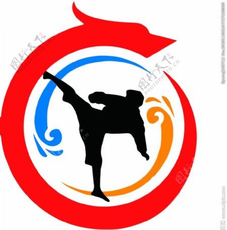 跆拳道logo图片