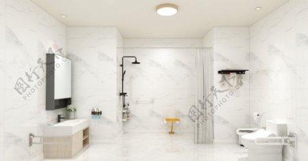 家居卫生间图片
