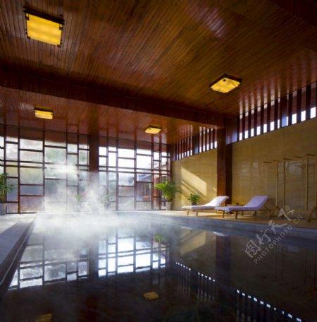 道温泉酒店图片