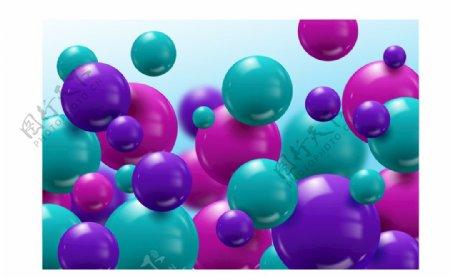 球体立体圆圆球图片