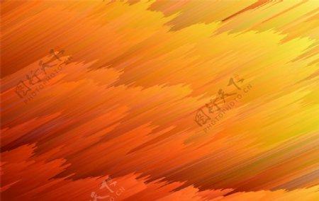 橙黄色拉丝背景图片