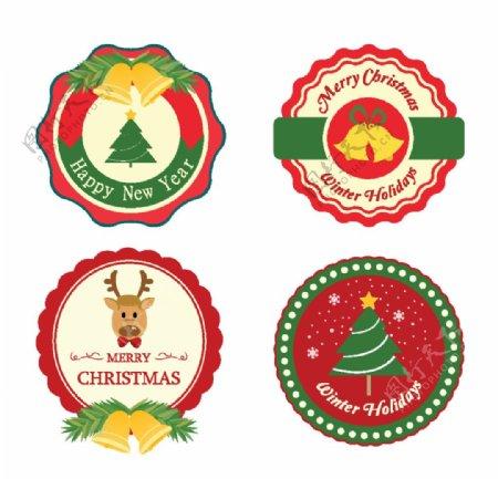 圣诞元素图标图片