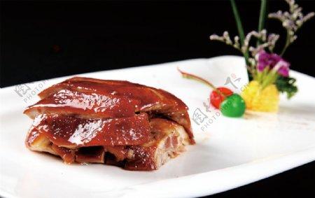 海派酱鸭图片