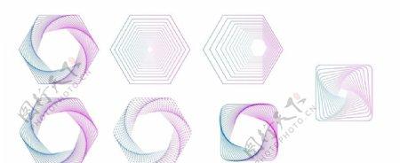 几何图形设计图片