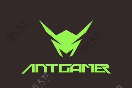 蚂蚁电竞logo标志图片