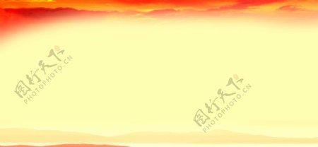 黄色背景图片