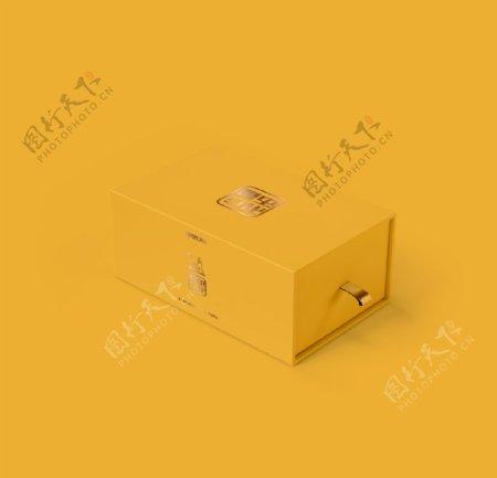 包装盒样机图片