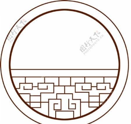 圆形边框图片