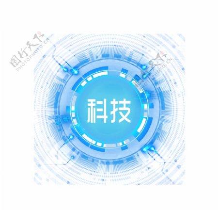 科技框图片
