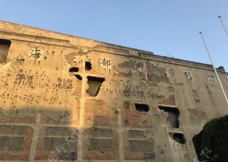 四行仓库战场遗址抗战纪念地图片