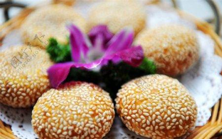 蜀香南瓜饼图片