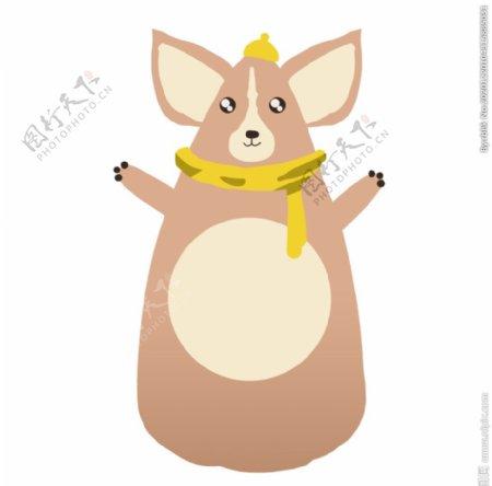 狐狸元素图片