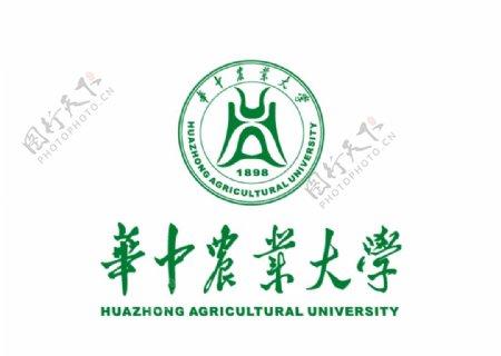 华中农业大学校徽LOGO图片
